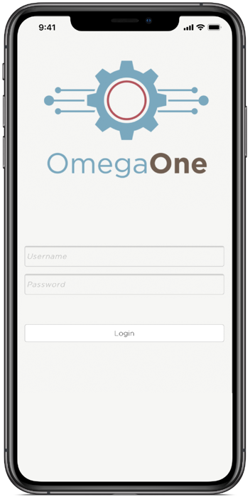 OmegaOne Mobil App