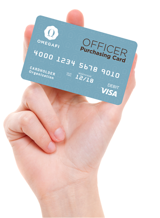 Officer purchasing cards can revolutionize your sorority and fraternity financial management, since officers are free to buy what they need while every purchase flows into the Vault.
